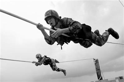 陆军特种作战学院如何锻造特战精锐?请看课程表