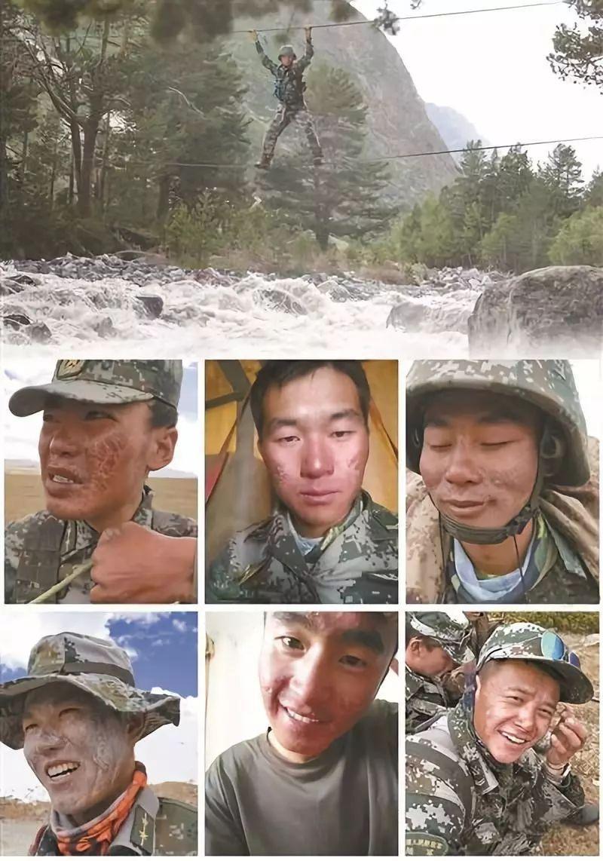 骄傲!他们把士兵的荣耀写在欧洲之巅,可他们的照片让人心疼落跑甜心第一集