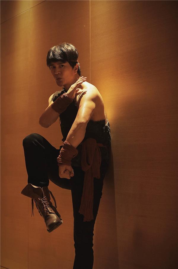 功夫演员谷尚蔚现身釜山电影节 收获大批国外影迷仙路烟尘新浪