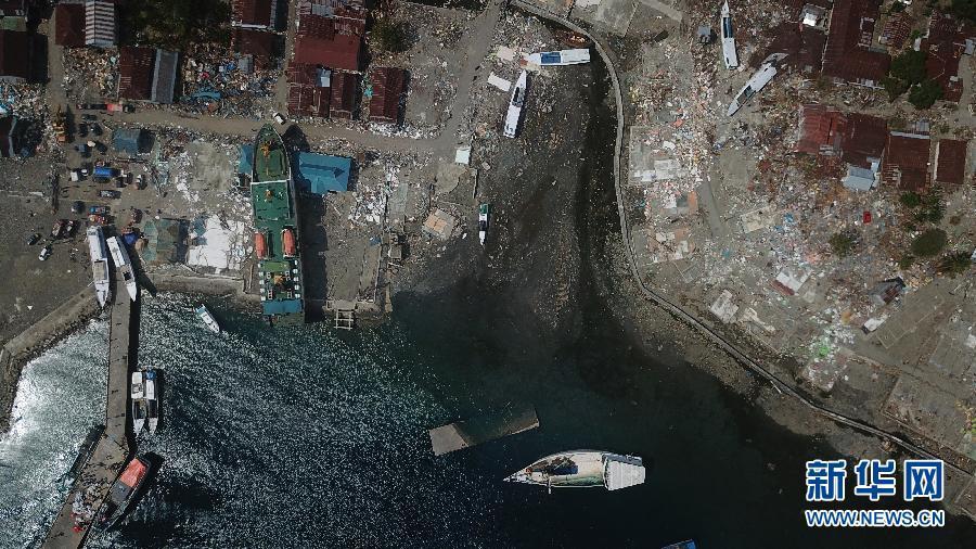 印尼强震及海啸死亡人数升至2045人