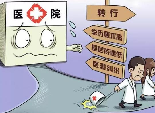 """昆山日结兼职:60万医学生仅10万从医 年轻人为何不愿穿""""白大褂"""""""