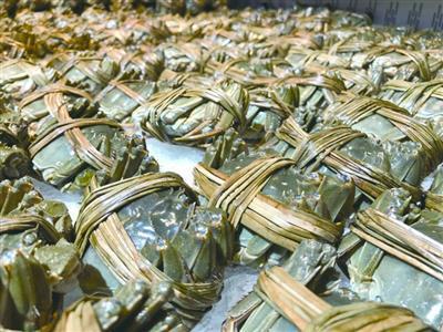 古时,南京人是如何吃大闸蟹的?