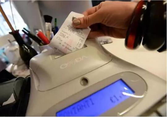 严打偷漏税!意大利2019年起强制实行电子小票