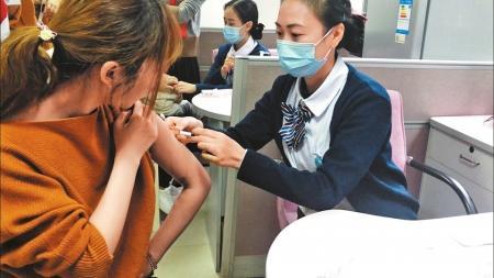 四川九价宫颈癌疫苗开打 适合16至26岁女性1298元/针