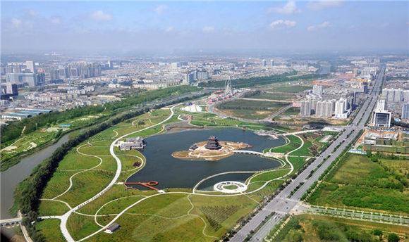 """榆林用40年发展成果书写改革开放的""""陕"""