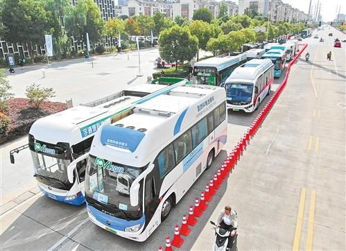 中国预计在2050年实现氢能大规模应用
