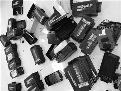 南京市共享电动车700多组电池被盗 嫌疑人已被抓获