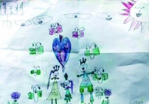 """7岁小女孩捐骨髓救得再生障碍性贫血的母亲:""""妈妈我救你!"""""""