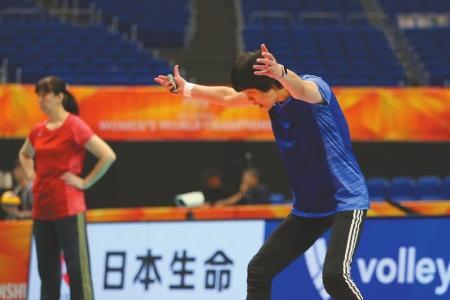 赔率看好中国女排挺进决赛