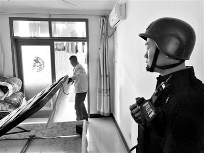 京冀两地法官联合强制腾房