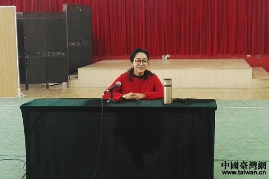 """两岸媒体人访社区赏昆剧 体验北京""""好日子"""""""