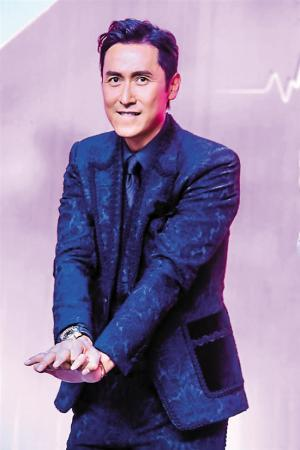 """TVB""""男神""""马德钟:50岁正是我最好的状"""