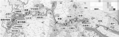 3年内江苏再新建9座过江通道!今年年底前动工4座