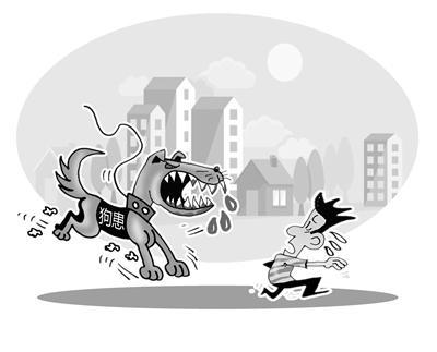 """莫让流浪犬 沦为""""流动炸弹"""""""