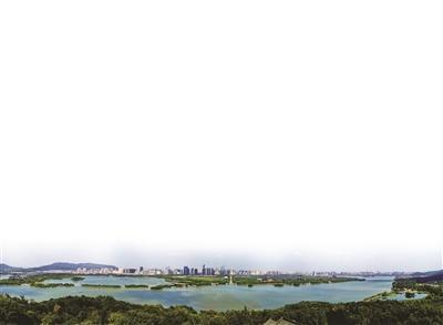 國家全域旅游示范區 濱湖樣本顯山露水