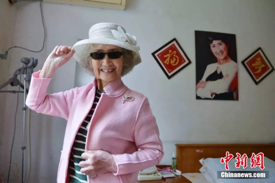90岁的她,经历过南京大屠杀的梦魇,如今美得惊艳