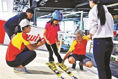 [北京市名目青少年]北京滑雪队伍进一步扩大 注册小队员一年增长3倍