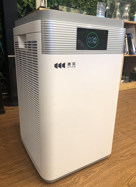 康風環境傢用空氣凈化器新品發佈 可0押金租借