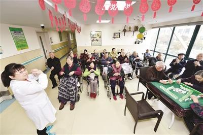 践行医养融合,解决老人看病难题