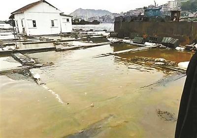 泉州一石化船舶泄漏6.97吨碳九