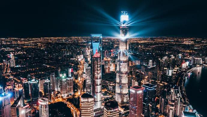 上海,惊艳世界!