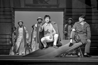 歌剧《在希望的田野上》 讲述施光南家国情怀