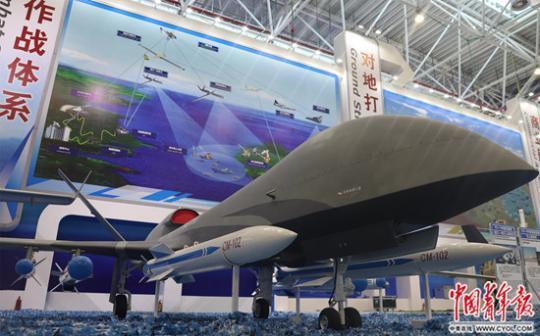 """""""井喷""""的中国高端无人机令世界瞩目"""