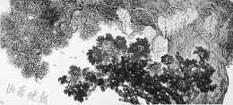 卫俊贤中国花鸟画作品展明日开展