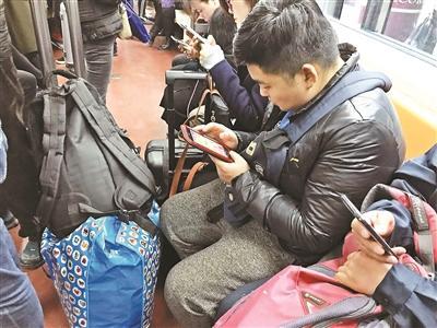 北京地鐵半年制止6796起逃票行為