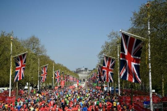 来自世界马拉松六大广东福利彩票双色球满贯赛的数据报告