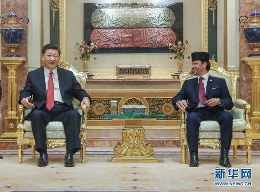 国家主席主席拜访文莱彩票中奖率面前的敌对故事