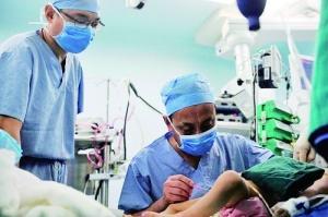 汶川先心病患儿在同仁医院顺彩票网址利手术