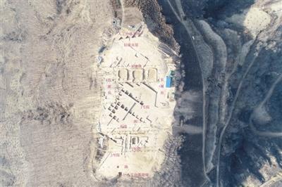延安分类信息网故宫的雏形?延安芦山峁遗址或是中国最早的宫城
