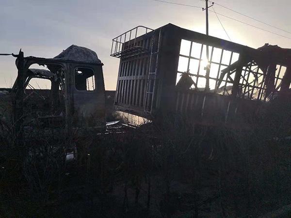 张家口23死爆燃事故中的生与死:所有人都在喊快跑