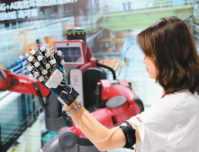 人工智能领域人才紧缺 应届博士生年薪高达80万
