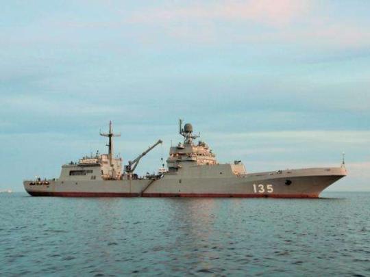美媒:俄水师陆战队新设备入役迟缓 两栖舰老旧匮乏