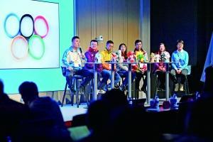 中国7届奥运志愿者讲述亲历故事