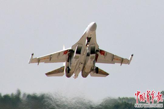 35战机为何能迅速形成战斗力(图)