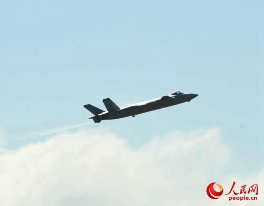 专家:歼-20可跨军种与所有空中平台联合作战 提升空战能力【2】