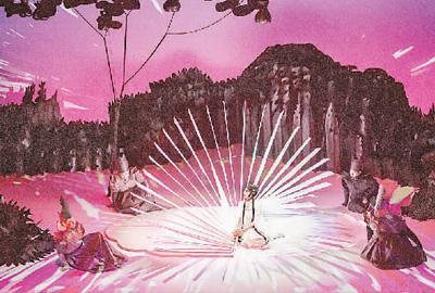 装置歌剧《惊园》唱响台北