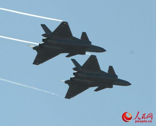 专家:歼-20可跨军种与所有空中平台联合作战 提升空战能力