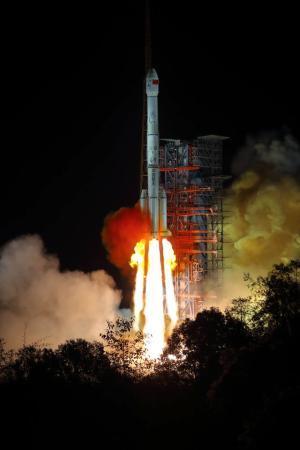 嫦娥四号成功发射!为你骄傲,中国探月工程!