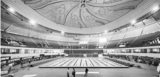 杭州正为短池游泳赛设立标准