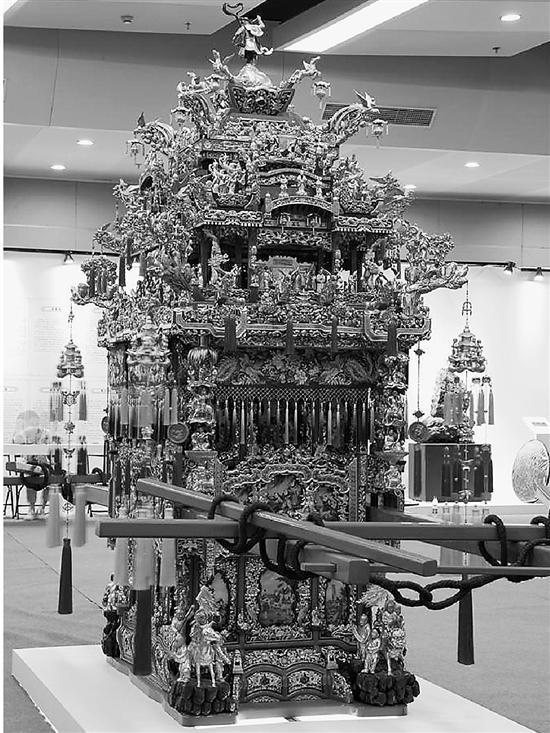 非物质文化遗产馆又添26件珍贵藏品