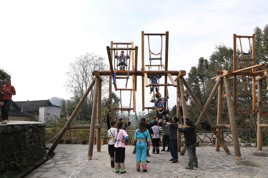 时兴乡下·湖南十八洞村:一个把乡下建得更像乡下的地方【5】