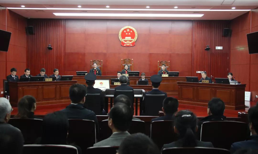 财政部原副部长张少春受贿案一审开庭:被控受贿6698万