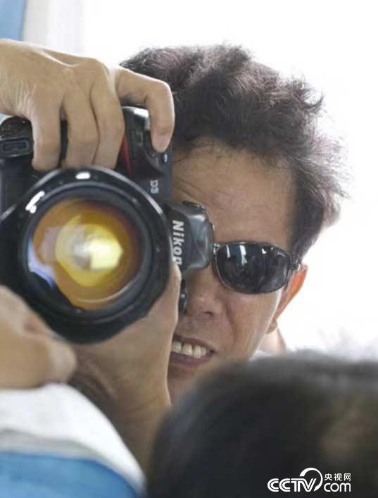 一生喜欢好摄影、作品多数的童汉芳先生