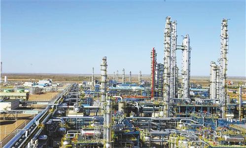 鄂尔多斯推进能源经济转型 纵向延长资源型产业链