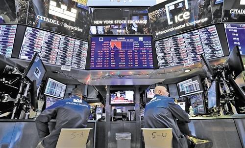2018年全球资本市场 分化与震荡成为关键词