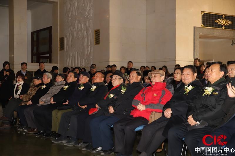 书法新人以笔言志传承爱国之情书法展在京举办